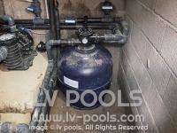 16 Masinska soba bazenska oprema