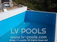 21 bazen oblozen folijom lajnerom od PVC a