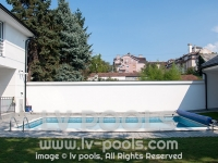 02 luksuzi bazen sa staklenim mozaik plocicama  Novi Sad