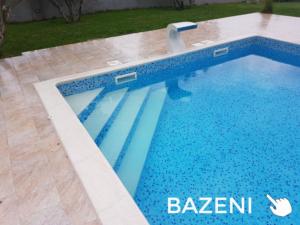 Izgradnja bazena opremanje bazna